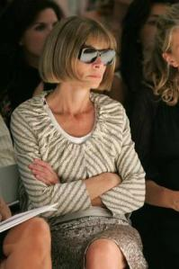 anna-wintour. sunglasses
