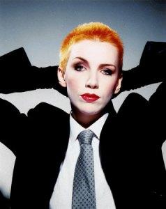 Annie Lennox: Venus in Scorpio