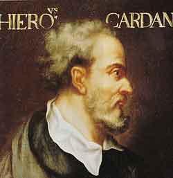 Girolamo Cardano's Chart?